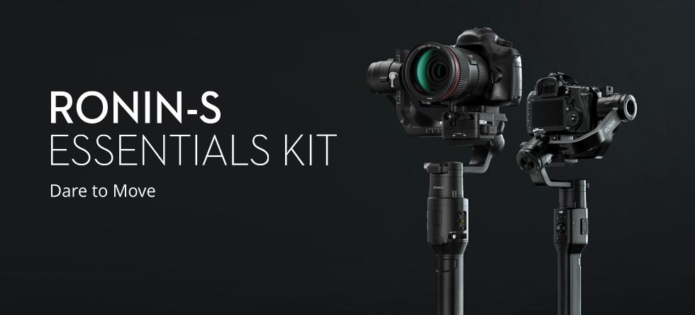 خرید لرزشگیر Ronin-S Essentials Kit - مشخصات رونین اس سکشن کیت
