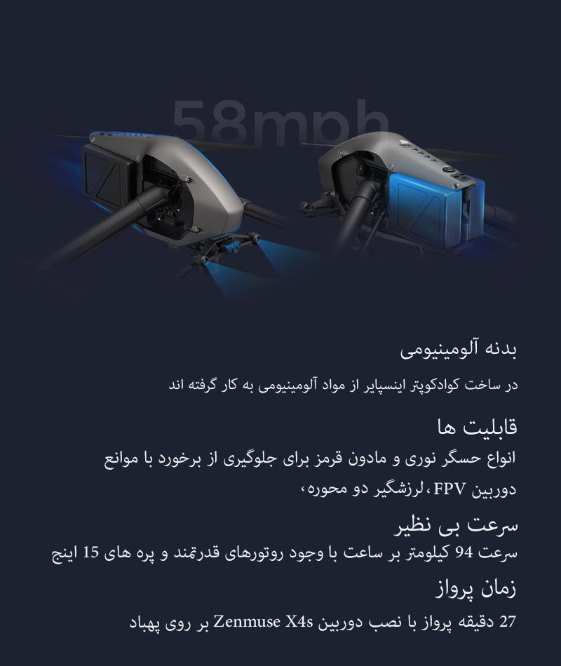 Inspire 2 Zenmuse X7