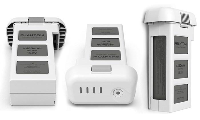 Phantom 3 intelligent flight Battery
