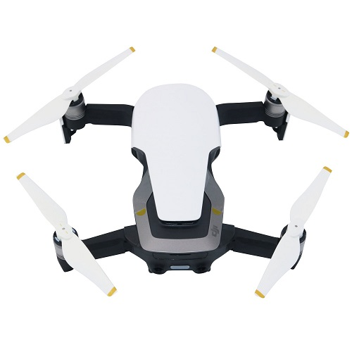 ملخ مویک ایر رنگ سفید – dji mavic air white propellers – domzik-com -3