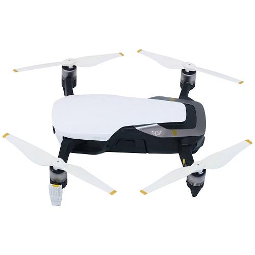 ملخ مویک ایر رنگ سفید – dji mavic air white propellers – domzik-com -4