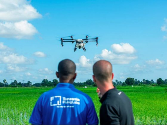 use DJI's Agras Drones for Fight Against Malaria