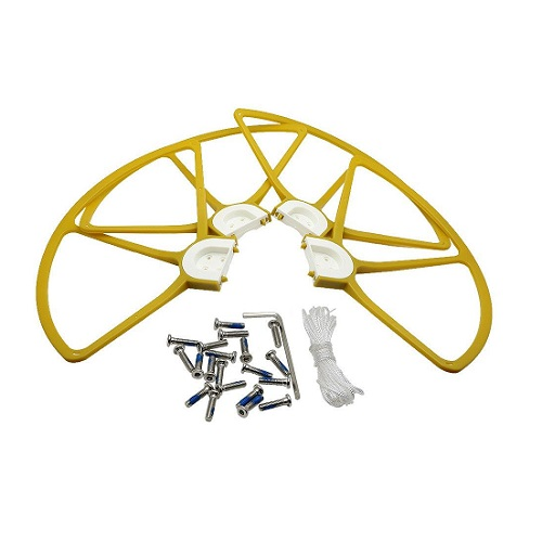 گارد ملخ فانتوم 3 سریع – dji phantom 3 quick realese propellers guard – domzik-com-7