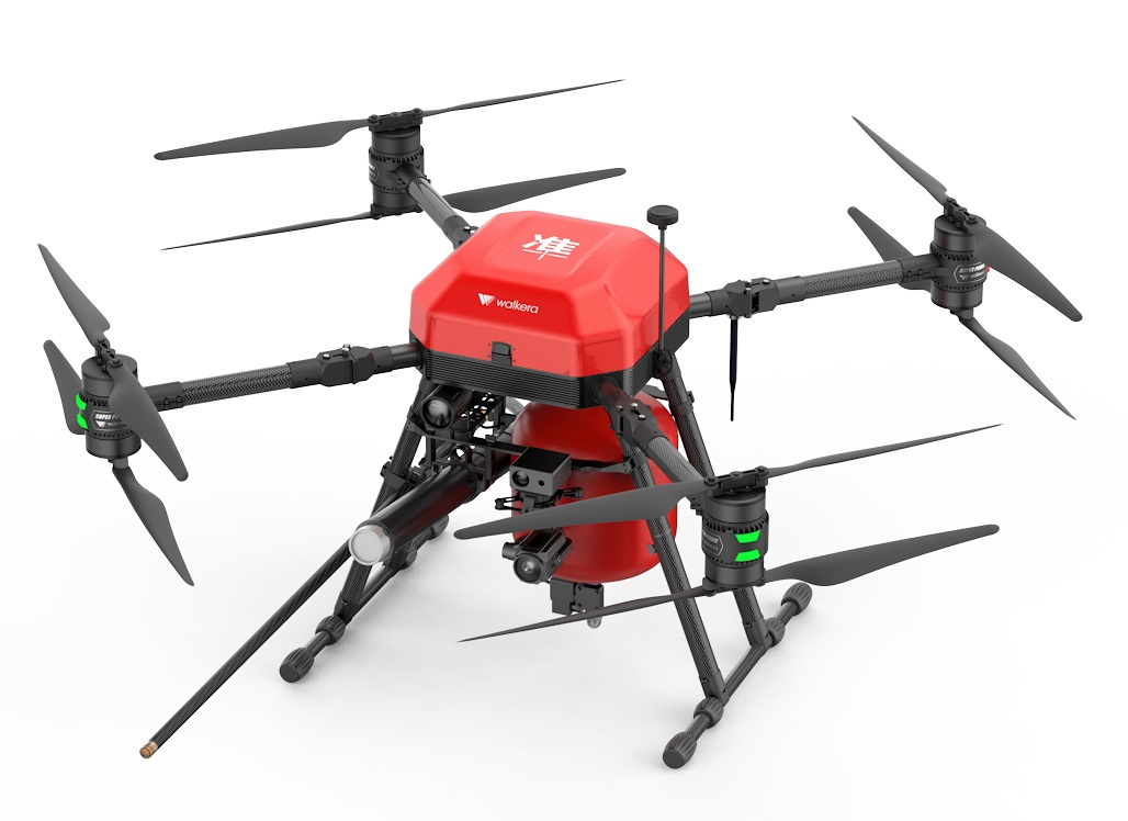 Fire Extinguishing Drone
