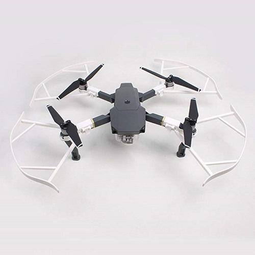 ملخ مویک پرو رنگ مشکی dji mavic pro propellers guard black domzik com 7