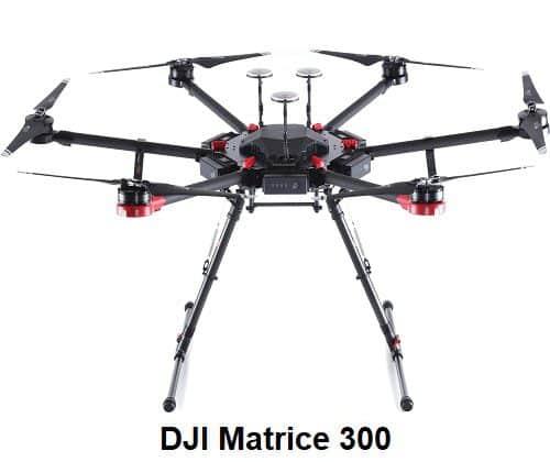 کوادروتور ماتریس 300 | مشخصات و قیمت خرید DJI Matrice 300