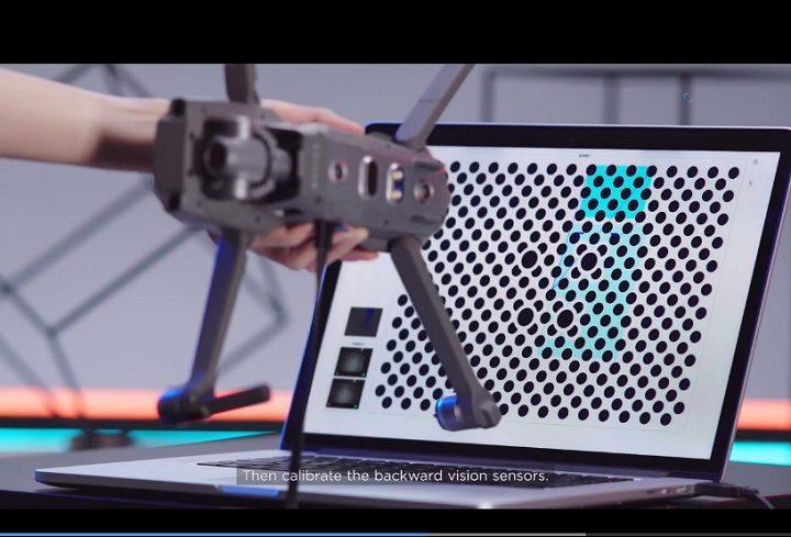 mavic 2 series tutorial how to calibrate dji mavic 2s vision system