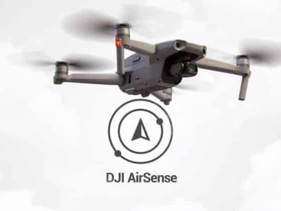 آیا مویک ایر 2 را باید بدون DJI AirSense خریداری کرد؟