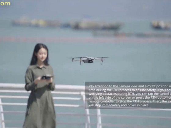 فیلم آموزش پرواز و کار با مویک ایر 2