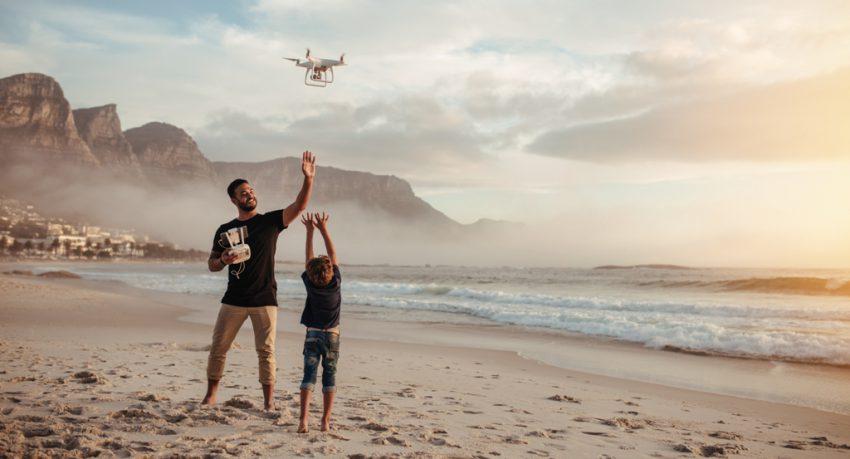پهپادها برای مسافرت در سال 2021 the best drone for travel