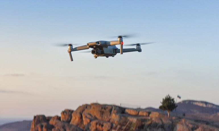 کوادکوپتر برای مسافرت the best drone for drone
