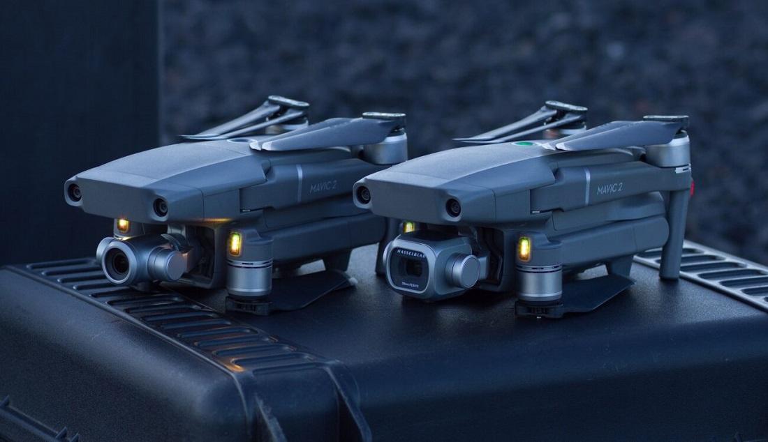 کوادکوپتر برای مسافرت the best drone for travel