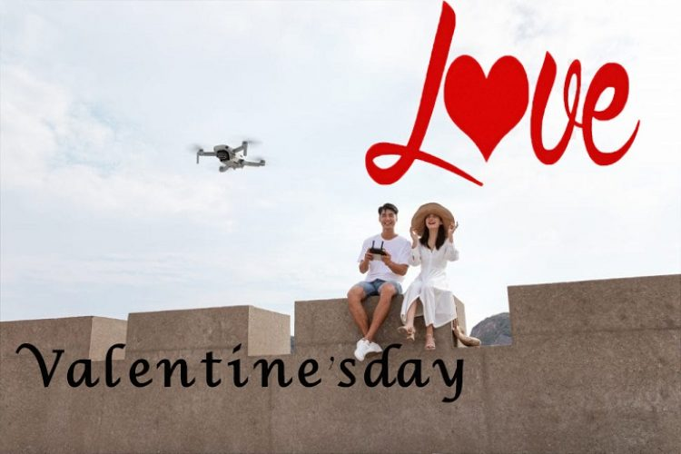پیشنهادات DJI برای هدایای روز ولنتاین - بهترین کوادکوپتر برای روز ولنتاین